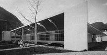 Architettura Novecentista, Futurista, Razionalista, Fascista
