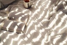 Peaceful Mornings / Sunday morning, with you, having coffee.