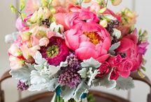 Anna and Jay - flower ideas
