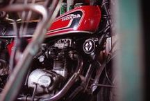 Two Wheels with a Motor / by Mark Gypson