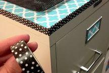 DIY Classroom / Do-It-Yourself ideas for the classroom. / by Karen Cox @ PreKinders
