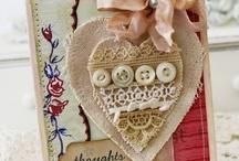 Cards - Scrapbooking - Paper! / by Debra Wilson
