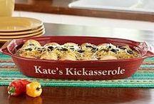 Favorite Casserole Dishes / by Jolie Kerr