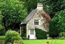 { } Cottages