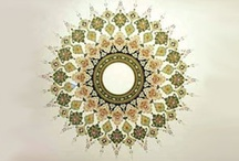 Persian Art / Geometry, repetition, concentric... / by Angie Wimberly
