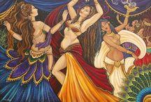 )O( Goddess of the Dance