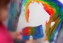 Art / Art ideas for Pre-K and Preschool / by Karen Cox @ PreKinders