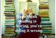 Bookworm / by Annika