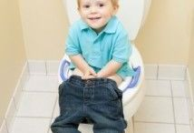 All About Potty Training / Potty training is a unique experience for every child. We're here to help you along the way!