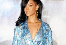 Style Icons - Rihanna