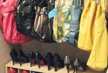 Shoes, Purses, Sunglasses / by Katie M. Dean