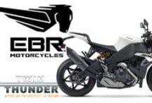 EBR Erik Buell Racing / EBR og tidligere Buell