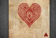 Corazones / Me encantan los corazones, en todas sus formas
