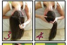 Hair styles  / by Alaina Penney