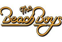 The Beach Boys /   Brian Wilson  Carl Wilson ✞  Dennis Wilson ✞  Mike Love  Al Jardine  Bruce Johnston  and David Marks  / by Paige