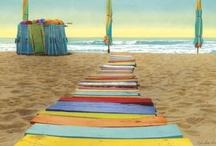 Summer Sun Fun / by ➵ Ashley Brooke-Dunsford