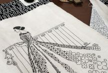 Blackwork/Zentangled