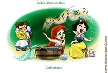Pocket Princesses / by Allison Fortier