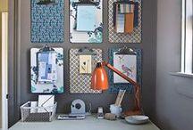 Office Organization Ideas / by Jolie Kerr