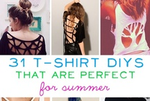 DIY Fashion Projects / by Allison Fortier