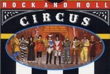 Rock And Roll Circus / filmed December 11, 1968 released 1996 / by ❣Paige ☮