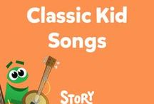 Classic Kids' Songs / Watch & hear the StoryBots sing classic children's songs!