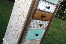 Home Decor DIY Crafts/Projects  / by Bridget Salie