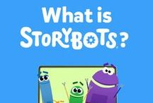 What is StoryBots? / Here's some info on the StoryBots universe of apps for Happy Kids and Happy Parents