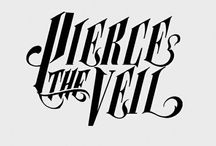 Pierce The Veil / Vic Fuentes  Mike Fuentes  Tony Perry  Jaime Preciado / by Paige B