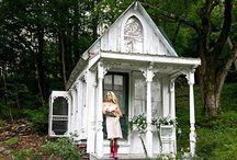 { } Tiny Houses