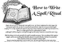 )O( Spellwork & Ritual