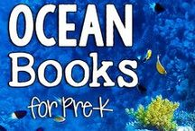 Ocean Activities | Pre-K Preschool / Ocean Activities for Pre-K and Preschool / by Karen Cox @ PreKinders