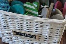 Shoe Storage Solutions / by Jolie Kerr