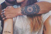 art + tattoo / by Brooke Victoria
