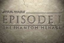 Star Wars Episode I: The Phantom Menace / Poster, artwork, photos, and videos specific to TPM