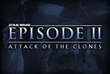 Star Wars Episode II: Attack of the Clones / Posters, artwork, photos, and videos specific to AOTC