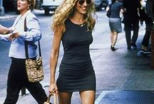 Carrie / Carrie Bradshaw looks