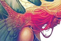Angels, Demons, Ghosts