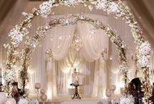 Church Wedding / Wedding dresses and alters worthy of wanting a church wedding