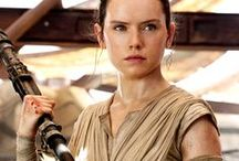 Cosplay: Rey / For a Star Wars Rey Cosplay