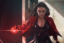 Cosplay: Scarlet Witch