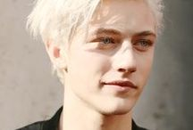 X:Winter / For The Blackwoods story, Winter is a main character.  Face claim: Lucky Blue Smith