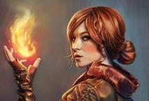 Powers: Fire