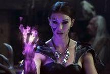 Powers: Plasma & Energy