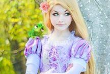 Cosplay: Rapunzel