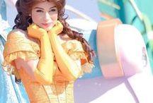 Cosplay: Belle