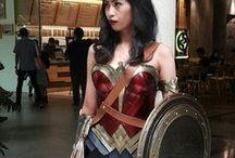 Cosplay: Wonder Woman