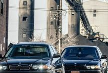 BMW E38/E39 / Neues Projekt.