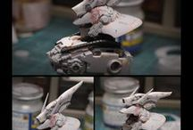 Gundam Detailing Ideas / Collection of Gundam Tutorials from Pinterest. Examples and detailed view of Gundam Parts.