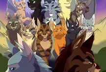"""» Warriors « / """"Destiny isn't a path any cat follows blindly. It is always a matter of choice, and sometimes the heart speaks loudest. Listen to your heart, because that's where your true destiny lies.""""           » Leafpool"""